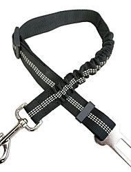 cheap -Dog Seat Belt,Upgraded 2-in-1 Multi-Functional Dog Car Seatbelts, Adjustable Pet Seat Belt for Vehicle - Heavy Duty Nylon & Elastic - Reflective Dog Car Harness for Dogs,Cats and Pets