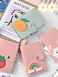 cheap -Other Material 1# / 2# / 3# 1 PC Change Purses / Credit Card Holders 11*7.5 cm