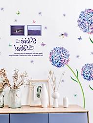 cheap -Sk9124B Blue Dream Ball Romantic Living Room Porch Bedroom Tv Background Wall Wall Gift Customization 60*90cm