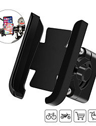 cheap -Phone Holder Stand Mount Car Car Holder Phone Holder Adjustable 360°Rotation Aluminum Alloy Phone Accessory iPhone 12 11 Pro Xs Xs Max Xr X 8 Samsung Glaxy S21 S20 Note20