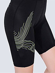 cheap -men's compression shorts quick-drying compression shorts sport tight yoga pants fitness running clothing cycling clothing cool dry sport tights (color: a, size: xxl)