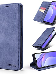 cheap -Phone Case For Xiaomi Full Body Case Poco X3 NFC Mi 10T Pro 5G Mi 10T 5G Poco M3 Redmi 10X 4G Mi 10T Lite 5G Poco F3 Redmi Note 10 Redmi Note 10 Pro Redmi Note 10 Pro Max Card Holder Shockproof
