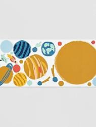 cheap -solar system wall decal - pillowfort™