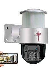 cheap -VESAFE Q2FL IP Security Cameras 1080P HD 2MP Bulb Wireless Remote Access Night Vision With Audio Outdoor Support