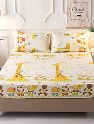 cheap -Waterproof fitted sheet dustproof waterproof bedspread mattress cover Simmons protective cover direct sales of cross-border home textile bedding manufacturers