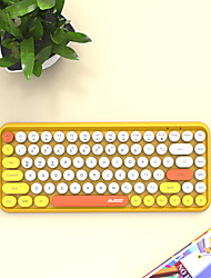 cheap -AJAZZ 308I Bluetooth3.0 Creative Keyboard Chiclet Keys Quiet 84 pcs Keys