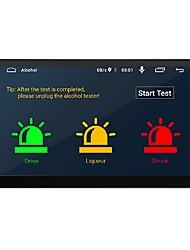 cheap -9101SE Alcohol Test  2 DIN Android 10inch Car DVD Player Car Radio Double Stereo GPS Navigation Bluetooth Wifi USB Autoradio Head Unit Driving Speed Display For Toyota VW Hyundai Kia Renault Suzuki