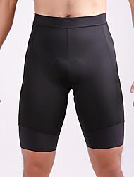 cheap -Men's Cycling Padded Shorts Cycling Shorts Summer Bike Shorts Padded Shorts / Chamois MTB Shorts Sports Black Mountain Bike MTB Clothing Apparel Race Fit Bike Wear Advanced Sewing Techniques