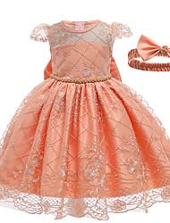 cheap -[80-130cm]girls lace princess dress