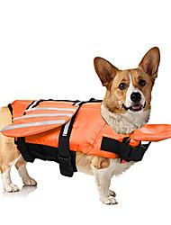 cheap -Dog Life Jacket, Unique Wings Design Pet Flotation Life Vest for Small, Medium, Large Size Dogs, Dog Lifesaver Preserver Swimsuit for Swim, Pool, Beach, Boating