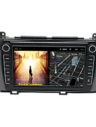 cheap -Android 9.0 Autoradio Car Navigation Stereo Multimedia Player GPS Radio 8 inch IPS Touch Screen for Toyota Sienna 2011-2014 1G Ram 32G ROM Support iOS System Carplay