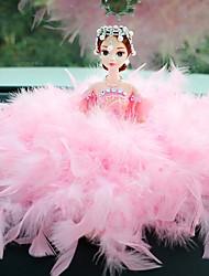 cheap -Ornaments Cloth / Feathers / PE Wedding Decorations Wedding / Wedding Party Wedding All Seasons