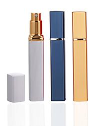 cheap -Portable Refillable Perfume Atomizer Bottle Metal Spray Empty Case 12ml