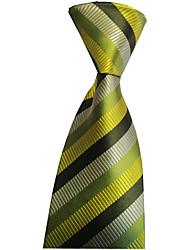 cheap -Men's Party / Wedding / Gentleman Necktie - Striped Formal Style / Classic / Jacquard