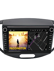 cheap -Android 9.0 2din Autoradio Car Navigation Stereo Multimedia Player GPS Radio 8 inch IPS Touch Screen for Hyundai I10 2010-2013 1G Ram 32G ROM Support iOS System Carplay