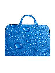 cheap -Unisex Bags Oxford Cloth Polyester Laptop Bag Zipper Geometric Daily Office & Career 3D Print Blue Purple Green Orange