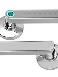 cheap -Tuya fingerprint lock. Household wooden door electronic smart door lock.Interior door. Apartment/Homestay  Password Anti-theft Door.