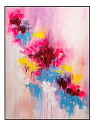 cheap -Oil Painting Handmade Hand Painted Wall Art Modern Colorful Abstract Picture Large Size Home Decoration Decor Rolled Canvas No Frame Unstretched