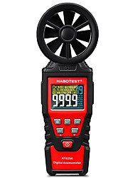 cheap -HABOTEST HT625A Handheld Color Display Digital Anemometers Wind Speed Gauge Meter Air Volume Speed Scale MAX MIN AVG Measuring