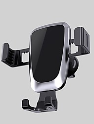 cheap -Car Phone Holder Type 2 Mount Gravity Air Vent Cell Phone Holder for Car Auto Lock Hands Free Phone Mount Compatible with 4-6.9 Inches Smartphone