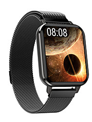 cheap -DTX Unisex Smart Wristbands Fitness Band Bluetooth Heart Rate Monitor Blood Pressure Measurement Calories Burned Media Control Health Care Stopwatch Pedometer Call Reminder Sleep Tracker Sedentary