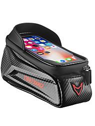 cheap -CoolChange Cell Phone Bag Bike Frame Bag Top Tube Touchscreen Reflective Adjustable Bike Bag TPU EVA Bicycle Bag Cycle Bag Bike / Bicycle School