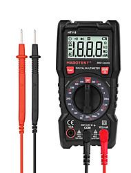 cheap -Habotest HT113 600V Digital Multimeter Multitester AC DC Voltage Current 10A Ohm transistor tester multitester professional