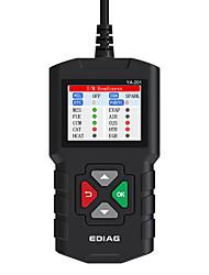 cheap -Ediag YA201 OBD2 OBD 2 Scanner Engine Code Reader OBD Car Diagnostics Tool Multilingual Free Update ODB2 Automotive Scanner