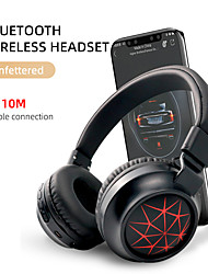 cheap -MS-K21 Over-ear Headphone Bluetooth5.0 Ergonomic Design Stereo with Volume Control for Apple Samsung Huawei Xiaomi MI  Fitness Everyday Use Outdoor Mobile Phone