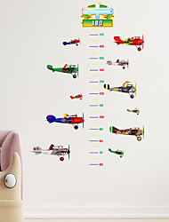 cheap -cartoon size helicopter height stickers children bedroom porch home decoration wall stickers self-adhesive