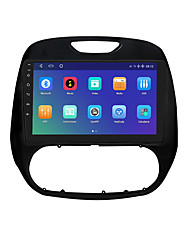 cheap -For Renault Kaptur Captur 2016-2019 Autoradio Car Navigation Stereo Multimedia Car Player GPS Radio 9 inch IPS Touch Screen 1 2 3G Ram 16 32G ROM Support iOS Carplay WIFI Bluetooth 4G 2 Din