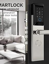 cheap -Latest Smart App System Safe Password Keypad Custom Smart Digital WIFI Door Lock