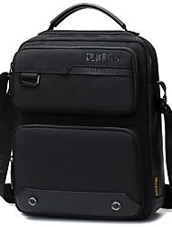 cheap -Men's Bags Oxford Cloth Polyester Crossbody Bag Zipper Solid Color Daily Going out Retro Handbags Army Green Gray Black