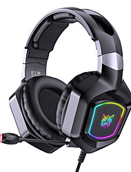 cheap -X8 Gaming Headset USB 3.5mm Audio Jack PS4 PS5 XBOX Ergonomic Design Retractable Stereo for Apple Samsung Huawei Xiaomi MI  Everyday Use PC Computer Gaming