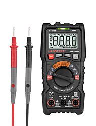 cheap -Habotest HT113B Digital Mini Multimeter tester Professional DIY Multitester DMM Capacitance Ohm 600V 10A True RMS 4000 counts