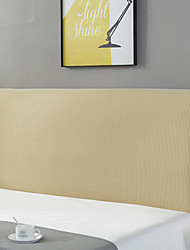 cheap -Bed Headboard Cover for Bedroom Decoration, Stretch Bed Headboard Slipcover Covers, Dust proof Protector Cover for Upholstered Headboard