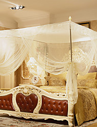 cheap -Large Mosquito Net for Single to King Size Beds, Spacious Canopy, Extra Wide and Long, Indoor Outdoor Use, Ideal Travel Net
