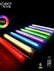 cheap -LUXCEO P7 RGB PRO Photography Lamp IP6 Waterproof Videography Handheld Lighting Stick Tube with App Control Builtin