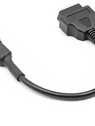 cheap -For Kawasaki Car Repair Tool 6Pin OBD2 Cable Harness Diagnostic Tool Fit