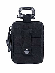 cheap -first aid kit outdoor emergency medical waist pack military medical bag perfect for car travel hiking camping outdoor (black)