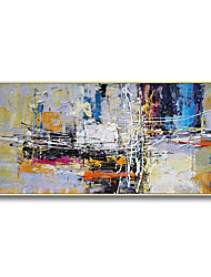 cheap -Oil Painting Handmade Hand Painted Wall Art Nordic Style Abstract  Home Decoration Decor Rolled Canvas No Frame Unstretched
