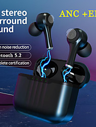 cheap -J7 True Wireless Headphones TWS Earbuds Bluetooth 5.2 Stereo HIFI with Charging Box for Apple Samsung Huawei Xiaomi MI  Everyday Use Traveling Outdoor Mobile Phone