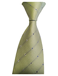 cheap -Men's Party / Wedding / Gentleman Necktie - Polka Dot Formal Style / Classic / Retro