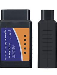 cheap -ELM327 V1.5 OBD2 Scanner PIC18F25K80 BT/Wifi ELM 327 OBD Car Diagnostic Tool For Android /IOS
