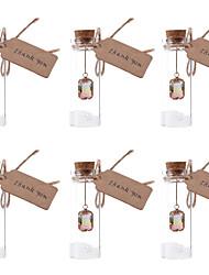 preiswerte -Vasen Glas Hochzeits-Dekorationen Besondere Anlässe / Verlobungsfeier Romantik / Fantasie / Kreativ Frühling, Herbst, Winter, Sommer