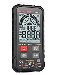 cheap -HABOTEST Smart Portable Digital Multimeters Amp Ohm Hz Capacitance Battery Tester Voltmeter Auto Range Voltage Current Tester