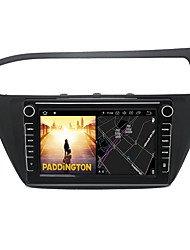 cheap -Android 9.0 2din Autoradio Car Navigation Stereo Multimedia Player GPS Radio 8 inch IPS Touch Screen for Hyundai I20 2015-2018 1G Ram 32G ROM Support iOS System Carplay