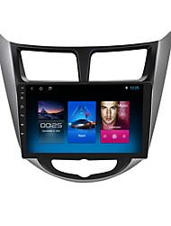 cheap -For Hyundai Vern 2010-2017 Android 10.0 Autoradio Car Navigation Stereo Multimedia Car Player GPS Radio 9 inch IPS Touch Screen 1 2 3G Ram 16 32G ROM Support iOS Carplay WIFI Bluetooth 4G