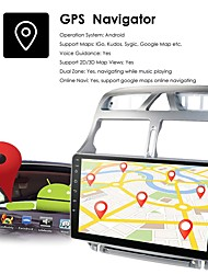cheap -For PEUGEOT 307 2006-2013 Android 10.0 Autoradio Car Navigation Stereo Multimedia Car Player GPS Radio 9 inch IPS Touch Screen 1 2 3G Ram 16 32G ROM Support iOS Carplay WIFI Bluetooth 4G