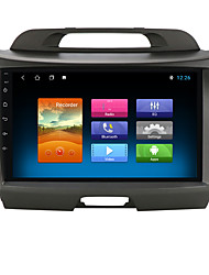 cheap -For Kia Sportage 2011-2016 Android 10.0 Autoradio Car Navigation Stereo Multimedia Car Player GPS Radio 9 inch IPS Touch Screen 1 2 3G Ram 16 32G ROM Support iOS Carplay WIFI Bluetooth 4G